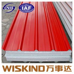 Poids léger Waterfroof panneau sandwich EPS pour toit et le mur