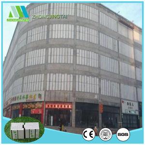 Peso ligero Heatproof ambientales y estructurales de los paneles de pared aislante EPS