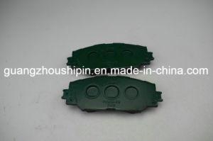 Pastillas de freno de Cerámica de auto de Toyota (04465-02220)