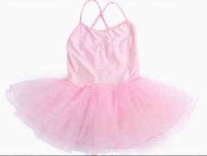 熱い販売の子供のバレエの服のチュチュ