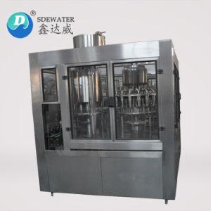Una buena venta de bebidas carbonatadas Bebidas Máquina de Llenado de botellas de plástico
