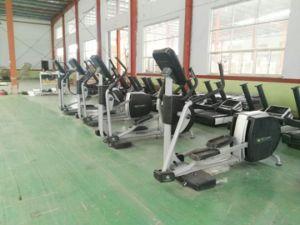 La tierra el uso del gimnasio Fitness musculación máquinas máquina elíptica
