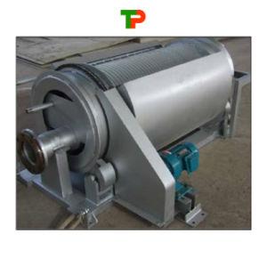 Filtro a tamburo esterno dell'acqua per il trattamento di acqua di scarico