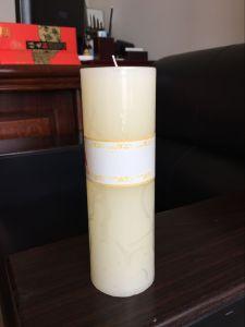 Großhandelspfosten-Kerzen des Geruch-3X4 für Weding Partei