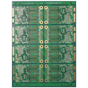 PCB 6つの層の高周波Printed Circuit ボード