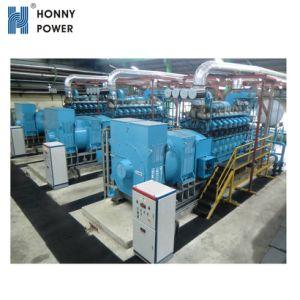 Erdgas-Kraftwerk der Honny Energien-800kw