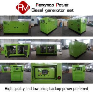 Шанхае запаса для дизельных двигателей серии 6135 180квт дизельных генераторных установках