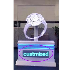 Hologramme Projecteur LED de visualisation du ventilateur