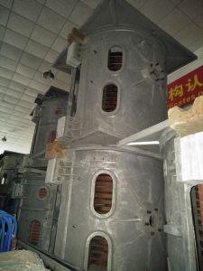 Forno di fusione per media frequenza per acciaio (GW-1.25T)