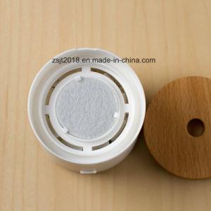 2018 Venta caliente Difusor USB portátil Ventilador Aromaterapia difusor de madera