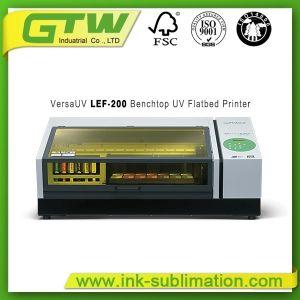 高速Prinitingのためのロランド本物のVersa紫外線Lef-200プリンター