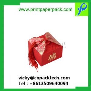 習慣は耐久の包装の製品包装ボックス習慣によって着色された切り妻ボックスを包むボックスを印刷した