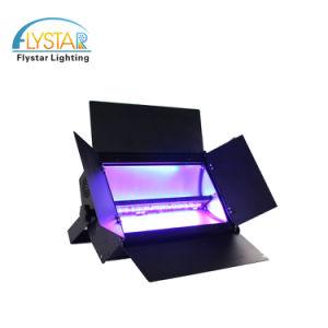 DMX 240PCS*3W RGBW Etapa estroboscópica LED luz para la discoteca parte