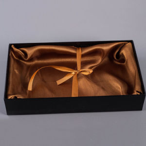 Высокое качество картона подарочная упаковка с крышкой упаковке бумаги со вставками