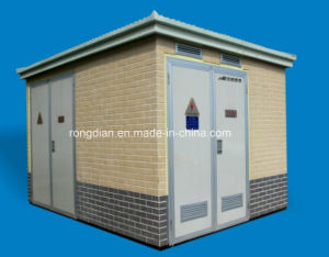 Ybm-12モデル一定した電圧変圧器のサブステーション(630A、1250A)