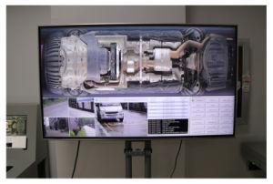 Корректируется автоматически в соответствии с системой контроля автотранспортных средств с пластиной число захваченных