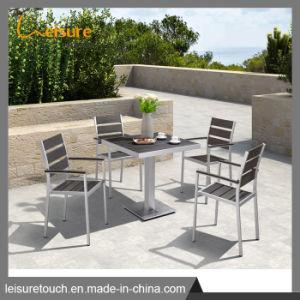 Функциональная патио, растянуть обеденный стол и стул Садовая мебель