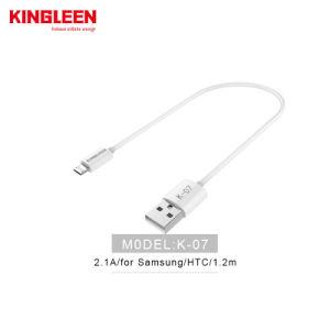 Micro Teléfono Móvil Cable USB de alta velocidad de sincronización USB 2.0 de Android y cables de carga para el Samsung, HTC, LG
