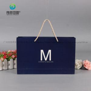 L'impression personnalisée de l'emballage Recyclage du papier commercial sac cadeau de beauté