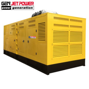 Дизельные Fuelless 188Ква 225Ква 375ква вне генераторной установки нового поколения