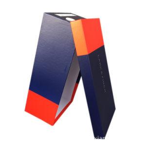 실크 스카프를 위한 OEM 뚜껑 그리고 기본 상자, 포장을%s 서류상 포장 상자