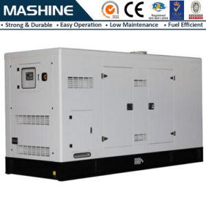 prix d'usine 50kVA Super Générateur diesel électrique en mode silencieux