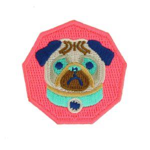 Утюг на тему Applique патчи с вышитым различных размеров оформлены по Sew! исправления для DIY джинсы куртки, одежду, сумочку, зерноочистки