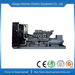 При автоматической дизельного двигателя электрический генератор на базе с двигателями Perkins