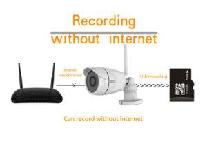 Casa de Vigilancia de seguridad de red domo de infrarrojos Cámara IP WiFi