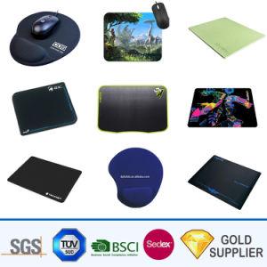 Amostra grátis barato PVC Estendida Personalizado Mouse pad 3D logotipo colorido Desktop Teclado de borracha impresso Tapete de rato do computador para a promoção