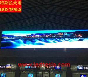P6 conduit à l'intérieur du Conseil d'affichage LED LED Affichage des informations sur grand écran
