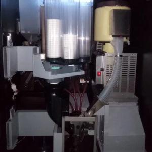 Le308d ha ghiacciato il distributore automatico stridente del chicco di caffè