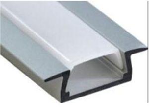 De populaire In een nis gezette Staaf van het Profiel van het Aluminium van het Plafond voor de LEIDENE Verlichting van de Strook