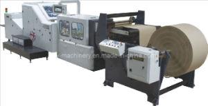 La nueva bolsa de papel de alta velocidad que hace la máquina