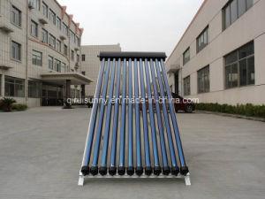 24mm 30 Tubo térmico do tubo do tubo de depressão do colector solar do aquecedor de água solares com eficiência de coletor de 0,71