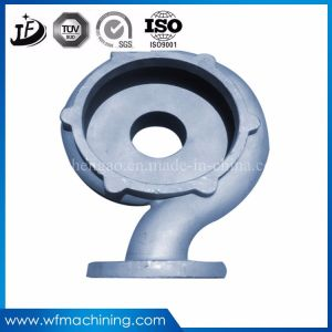 Parti della pompa ad acqua dell'alloggiamento della pompa ad acqua ferro/dell'acciaio