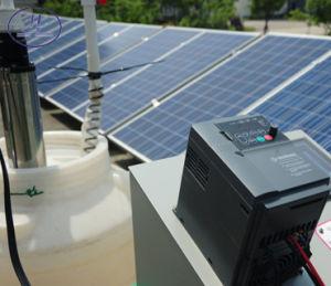 versenkbare Solarwasser-Pumpe des Edelstahl-6sp30-14