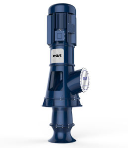 Zl Axial-Flow (혼합 흐르십시오) 펌프