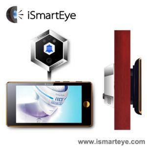 Hot en vente Digital sonnette WiFi MMS GSM 3G sans fil alarme système de caméra de sécurité à domicile