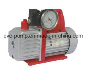 Drehleitschaufel-Vakuumpumpe verwendet als Verdränger-Pumpe