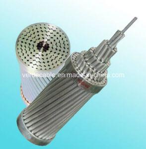 アルミニウムオーバーヘッド電源コード裸のグリースを塗られたAAC AAACの鋼鉄はワイヤーコンダクターACSRを補強する
