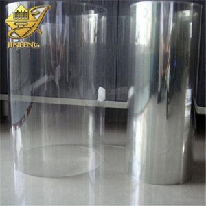 Claro y transparente de PVC rígido de color de la película de plástico termoformado
