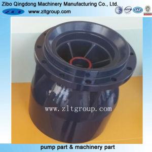 Edelstahl-/Kohlenstoffstahl-Pumpen-Absaugung-Filterglocken hergestellt durch Sand-Gussteil