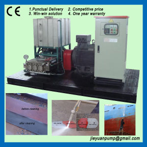 Artificiere del getto di acqua del tubo del condensatore
