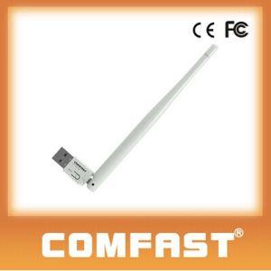 Carte réseau USB sans fil rtl8188eus avec 5 dBi Antenne externe Comfast CF-Wu755p