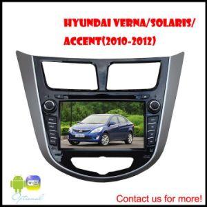 Hyundai Solaris 또는 Verna (RBT-H7019)를 위한 차 DVD GPS