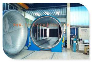 3000X6000mmのセリウムによって証明される安全Shotproofガラスのオートクレーブ