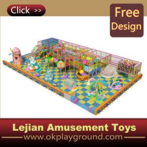 CE Terrain de jeux intérieur pour les enfants de l'équipement de divertissement