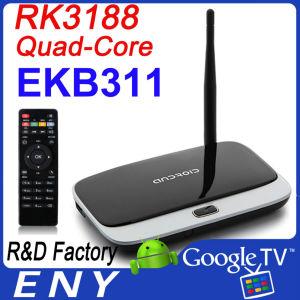 Kern des Viererkabel-Ekb311 androider Fernsehapparat-Kasten CS918 (EKB311)