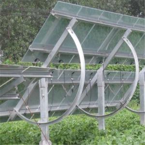 SolarMounting Sonnenkollektor Mounting Pole Solar Generator Outdoor 100V